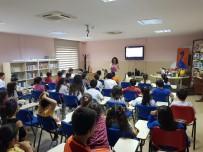 ÇEVRE KIRLILIĞI - Öğrencilere 'Çevre' Dersi