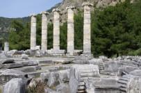 ULUDAĞ - Priene Antik Kenti UNESCO Dünya Miras Geçici Listesi'nde
