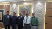 RAMAZAN ÖZCAN - Sadıkoğlu'ndan MTB'ye Ziyaret
