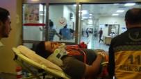 KARAKÖPRÜ - Şanlıurfa'da Motosikletler Çarpıştı Açıklaması 2 Yaralı