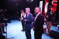 MUSTAFA TUNA - Sincan Büyükşehir Belediye Başkanı Tuna'yı Ağırladı