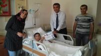 DIPLOMASı - Sünnet Olan Çocuklara 'Cesaret Diploması'