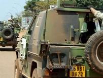 RAKKA - YPG/PKK işgalindeki Amerikan-Fransız üssünde patlama