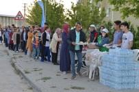 AHMET ATAÇ - Tepebaşı Belediyesi'nin Sokak İftarları Devam Ediyor