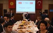 CENGİZ AYTMATOV - TİKA'dan Bişkek'te İftar
