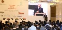 BAĞLıKAYA - Türk Eximbank Ve TÜRSAB Arasında İş Birliği Protokolü İmzalandı