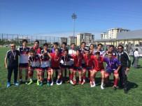 U17 Ligi Şampiyonu Yeni Orduspor