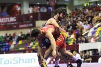 EKREM ÖZTÜRK - U23 Avrupa Güreş Şampiyonası Başladı