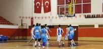 BAHÇELİEVLER BELEDİYESİ - Umurbey Belediyespor Türkiye Finallerine Galibiyetle Başladı