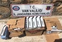 BALABAN - Van'da Uyuşturucu Ve Kaçak Sigara Ele Geçirildi