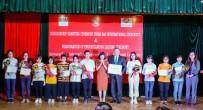 ENVER YÜCEL - Vietnam'da 300 Öğrenciyi BAU Bursla Ödüllendirdi