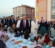 Afyonkarahisar Belediyesi'nin İftar Sofrası Dörtyol'da Kuruldu
