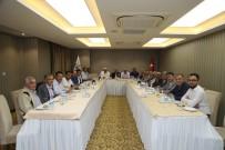 SÜLEYMAN ŞIMŞEK - AK Parti'de İstişare Toplantısı