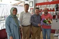 TURGUTALP - AK Parti'li Özkan'a Turgutlu'da Büyük İlgi