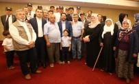 AKSARAY BELEDİYESİ - Aksaray Belediyesi, Şehit Aileleri Ve Gaziler Onuruna İftar Verdi
