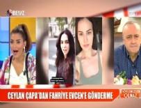 CEYLAN ÇAPA - Ali Eyüboğlu: Ceylan Çapa avucunu yalasın