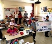 ÇOCUK OYUNLARI - Aydın'da Minik Yüreklere Dokunuyorlar
