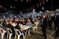 METRO İSTASYONU - Bağcılar'da Sahurda Türkiye Sofrası Kuruldu
