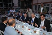 OSMAN VAROL - Bakan Demircan Amasya'da Vatandaşlarla İftar Yaptı