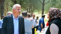 ÇEVRE KIRLILIĞI - Başkan Görmez, 'En Çok Çevre Yatırımı Yapan Belediyeyiz'
