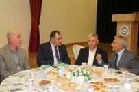 İFTAR ÇADIRI - Başkan Taşdelen, İftarda Çerkezlerle Buluştu