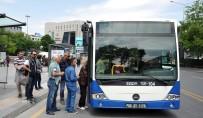 METRO İSTASYONU - Başkent'te Yeni Otobüs Hatları