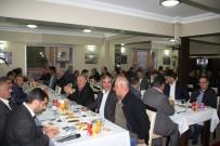 MEHMET ŞENTÜRK - Bayburt'ta DKBB İftarı