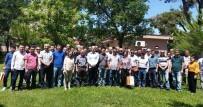 Çanakkale'de Hasat Sezonuyla Birlikte Biçerdöver Tarla Kontrollerine Başlandı