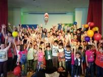 İLKAY - Çat Belediye Başkanı Duru'dan Öğrencilere Karne Hediyesi