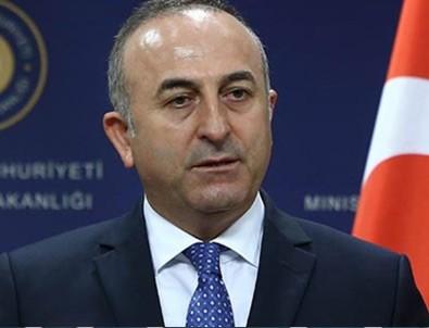 Çavuşoğlu: YPG Münbiç'ten çekilecek