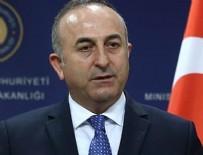 YPG - Çavuşoğlu: YPG Münbiç'ten çekilecek