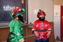 MURAT YıLDıZ - 'Çevre Kirliliğine' Oyunlar İle Dikkat Çektiler