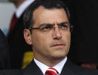 Damien Comolli İstanbul'da!