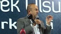 MILLI GÜVENLIK KURULU - Dışişleri Bakanı Çavuşoğlu Açıklaması (3)