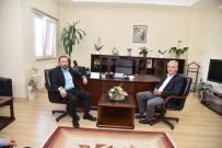 OTOPARK SORUNU - Doğan'dan Telekom Müdürüne Ziyaret