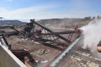 ENERJİ SANTRALİ - Dursunbey Belediyesi Ekmeğini Taştan Çıkarıyor