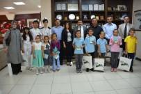 ELEKTRONİK ATIK - E-Atık Ödülleri Okullara Verildi