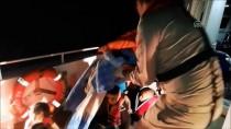Ege Denizi'nde 50 Yabancı Uyruklu Yakalandı