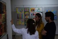 EĞİTİM FAKÜLTESİ - Eğitim Fakültesinde 'A/R/Tografik Arayışlar' Sergisi