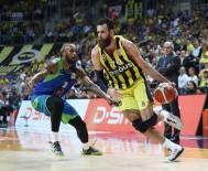 SINAN GÜLER - Fenerbahçe Farklı Kazandı