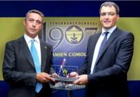 GARETH BALE - Fenerbahçe'nin Sportif Direktörü Yolda