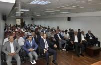 MEHMET KAYA - Girişimcilik Eğitimi Sertifika Töreni DTSO'da Düzenlendi