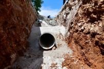 ASBEST - Güney Kuşak Yolunun Altyapısı Yenileniyor