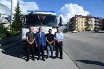 YUSUF ZIYA GÜNAYDıN - Isparta Belediyesi'nden Bayırbucak Türkmenleri'ne 1 Kamyon Un