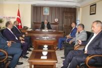 KOÇAŞ - Karabacak, 'İttifakımıza Ve Partimize Destek Bekliyoruz'