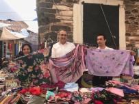 GÖKHAN KARAÇOBAN - Karaçoban'dan Tülbent Devrimine Destek