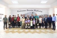 Kastamonu Belediyesi, 5 Haziran Dünya Çevre Günü'nde Atık Pil Şampiyonlarını Ödüllendirdi