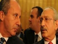 Kılıçdaroğlu, Muharrem İnce'nin oy oranını açıkladı!