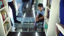 YOLCU UÇAĞI - Lise Bahçesindeki Yolcu Uçağı Açılışa Hazır