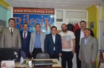 BILECIK MERKEZ - MHP Bilecik Merkez İlçe Başkanı Talha Özkan,
